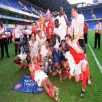 16 years ago today, Arsenal won the league at White Hart Lane and would go on to win the league unbeaten