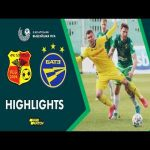 Week 6. Gorodeya - BATE Borisov. Highlights.