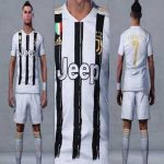 First images of Juve's 2020/21 home kit - similar to Real Madrid