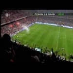 On this day 14 years ago: Antonio Puerta scores extra time goal for Sevilla in UEFA Cup semi-final against Schalke to bring Andalusian club to their first European final ever on their way to first trophy since 1948. Puerta has died one year later after suffering cardiac arrest during a La Liga game.