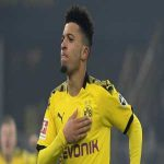 "Borussia Dortmund sporting director Michael Zorc on Jadon Sancho's future: ""There is no new situation. Currently no club will risk anything by making a big-money move - not even in England. We have a long-term contract with Jadon Sancho and that is why we are totally relaxed."""