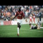George Weah taking it from his own penalty area the length of the field to score vs Verona (1996)