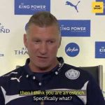 On this day in 2015 Nigel Pearson asked a reporter if he was an ostrich.