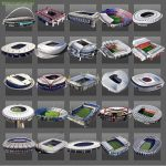 Don't be biased if your clubs ground is up there, but what looks the best stadium?