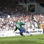On this day 15 years ago, Adrian Forbes scored past Joe Hart for the last ever league goal at the Vetch Field, Swansea