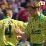 On this day in 1994 the last goal was scored at the standing Kop by Jeremy Goss as Liverpool lost 1-0 to Norwich City.
