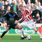 """Dave Kitson holding off """"Danny Welbeck"""" on his Instagram"""