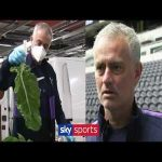 A Day With Jose Mourinho during lockdown