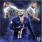 Jese Rodriguez earned a Ligue 1 medal for PSG this week. He played just one minute for the club back in August and has been on loan at Sporting since September 🥇