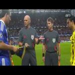 On this day in 2009, Chelsea went out of the Champions League to Barcelona with a series of controversial calls from referee Tom Henning Øvrebø