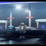 Mo Salah rapping for an Exxon Mobil ad