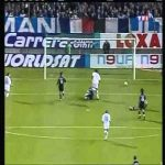 Sixteen years ago (6 May 2004), Drogba scored two goals to send Marseille in the UEFA Cup final.