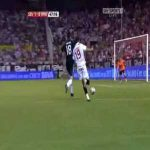 Casillas miracle save against Sevilla.