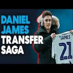 Leeds United's deal for Daniel James looks to be going ahead until it falls through at the last minute on transfer deadline day.