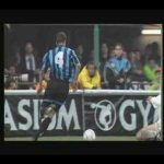 26 years ago: Inter wins his 2nd UEFA Cup after a 1-0 vs Casino Salzburg thanks to this nice goal scored by Wim Jonk