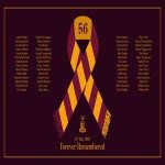 35 years ago 54 Bradford City fans and 2 Lincoln fans lost their lives in the Valley Parade stadium fire