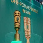 DFB-Pokal: Semi-final is on June 9th/10th and Final will be on July 4th