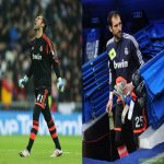 Remember when Diego Lopez wore TWO shirt numbers in the 2012-13 season. He wore no 25 in La Liga / Copa del Rey; and no 41 in the Champions League