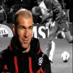 Zinedine Zidane old segment from The UEFA Champions League Magazine Show