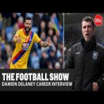 Great interview with Damien Delaney going through his career for those interested.