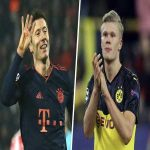 """Lewandowski on Haaland: """"He has huge potential, but still has time. If he works hard, he can become a better player and eventually reach the top level. It might be good for him if he would stay in the Bundesliga longer before taking the next step."""""""