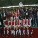 On this day in 1995 Ajax beat Volendam and were crowned champions of the Eredivisie without losing a single game. They would continue their season by winning the Champions League