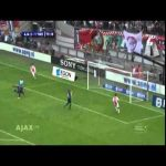 On this day in 2011 Siem de Jong scored this nice goal to help Ajax win their 30th league title by beating league leaders FC Twente on the final matchday