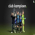 Club Brugge officially crowned champions of the Belgian Pro League