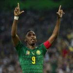 """Samuel Eto'o: """"None of them [Drogba or Diouf] can come and say that they were at my level or better. """"I wanted to be number one and I have been throughout my career."""""""