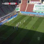 Augsburg [1]-1 Wolfsburg - Tin Jedvaj 54'