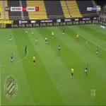 Dortmund [2]-0 Schalke 04 : Guerreiro 45'