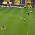 Dortmund [3]-0 Schalke 04 : Hazard 48'