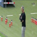 Eintracht Frankfurt 0-1 Borussia Mönchengladbach - Alassane Pléa 1'