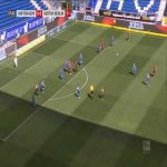 Hoffenheim 0-1 Hertha - Kevin Akpoguma OG 59'