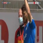 Regensburg 0-1 Kiel - Jae-Sung Lee 3'