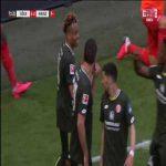FC Köln 2-[2] Mainz - Pierre Kunde 72'