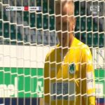 Greuther Fürth 1-[1] Hamburg - Joel Pohjanpalo 41'