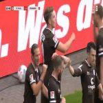 St. Pauli 1-0 Nürnberg - Viktor Gyökeres 84'
