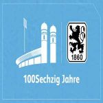 Today marks the 160th anniversary of the german traditional club TSV 1860 Munich.