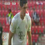 Union Berlin 0-[1] Bayern : Lewandowski penalty 40' (+call)