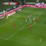 Bremen 1-[4] Leverkusen - Kerem Demirbay 78'