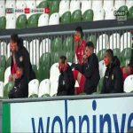 Werder Bremen 1-[2] Bayer Leverkusen - Kai Havertz 33'