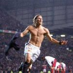 When Diego Forlan played with no shirt on...