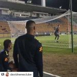 Richarlison and David Neres having fun annoying Ederson in Brazil's training, he was so angry that he went after the two (Instagram post)