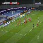 Hertha Berlin 4-0 Union Berlin - Dedryck Boyata 77'