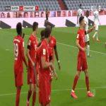 Bayern München 1-0 Eintracht Frankfurt - Leon Goretzka 17'