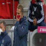 Bayern München 3-0 Eintracht Frankfurt - Robert Lewandowski 46'