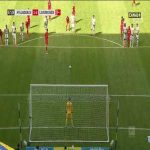 Borussia Mönchengladbach 1-[2] Bayer Leverkusen - Kai Havertz PK 58'
