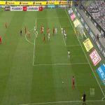 Borussia Mönchengladbach 1-[3] Bayer Leverkusen - Sven Bender 81'