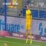 Dimitris Diamantakos (St. Pauli) PK miss vs. Darmstadt (90+1')